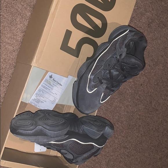 Yeezy Shoes | Yeezy 50 Utility Black